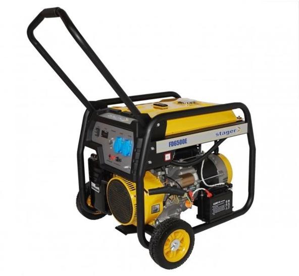 Generator cu cadru (open-frame) Stager